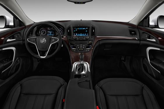 2017 Buick Regal Interior Photos Msn Autos