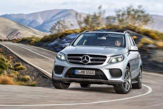 2017 Mercedes Benz Gle Class Gle400 4matic Photos And Videos Msn