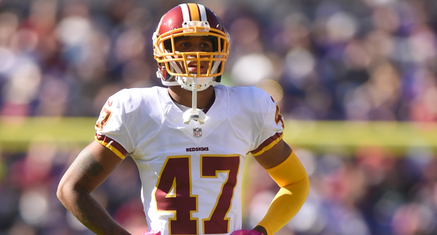 97cdd88c Quinton Dunbar #23 News, Stats, Photos - Washington Redskins - NFL ...
