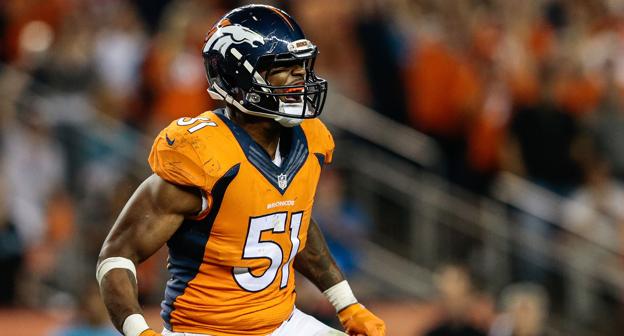 brand new 7bd50 2c575 Todd Davis #51 News, Stats, Photos - Denver Broncos - NFL ...