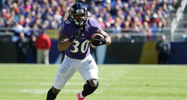 Kenneth Dixon #30 News, Stats, Photos - Baltimore Ravens