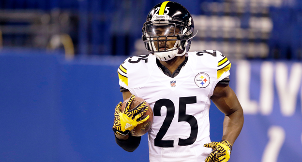 93ccddaa404 Artie Burns #25 News, Stats, Photos - Pittsburgh Steelers - NFL ...