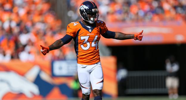Will Parks #34 News, Stats, Photos - Denver Broncos - NFL
