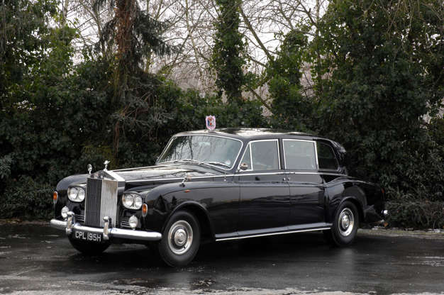 الشريحة 1 من 21: VARIOUS 1969 Rolls-Royce Phantom VI Phantom VI Royal