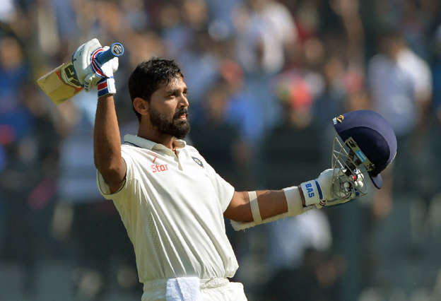 The epic journey of Murali Vijay