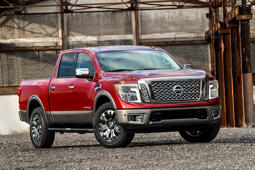 2017 Nissan Titan Road Test