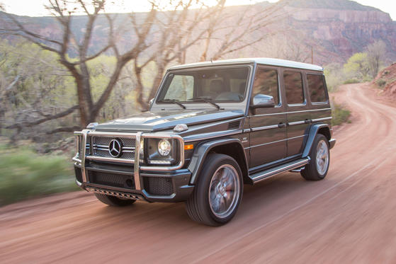 2017 Mercedes Benz G Class Overview Msn Autos