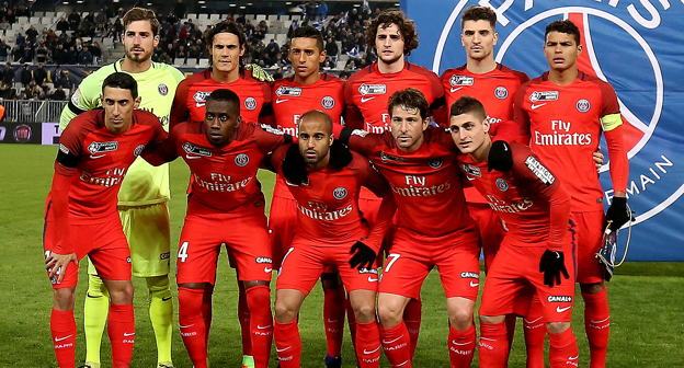2ddc7dcb9cfe3 Paris Saint Germain News