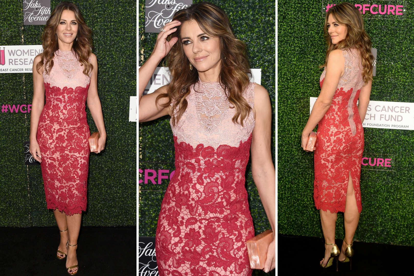 f59d1076beb Red carpet dresses  The most stylish celebrity looks