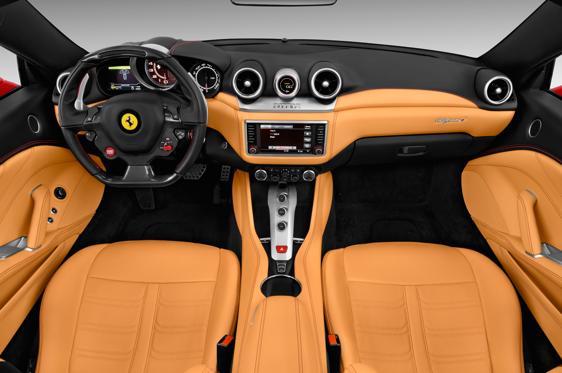 2016 Ferrari California Interior photos - MSN Autos