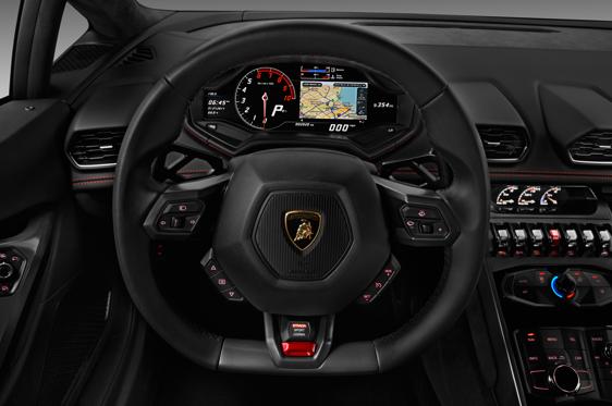 2017 Lamborghini Huracan Interior Photos Msn Autos