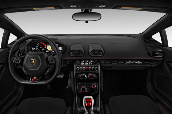2017 Lamborghini Huracan Interior Photos Msn Autos