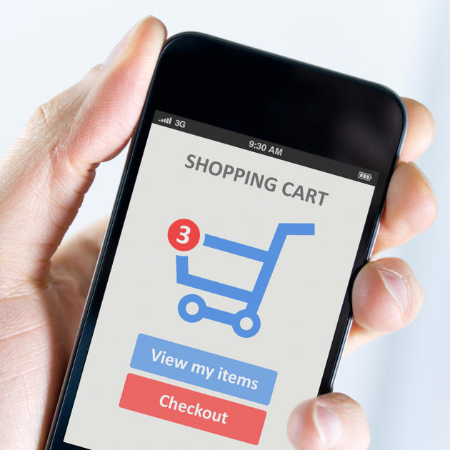 Why mobile shopping is taking over