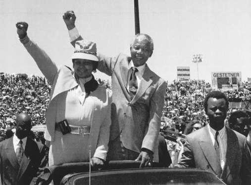 Image result for Winnie Madikizela-Mandela