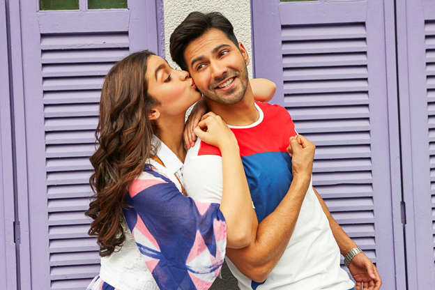 Badrinath Ki Dulhania movie reviews