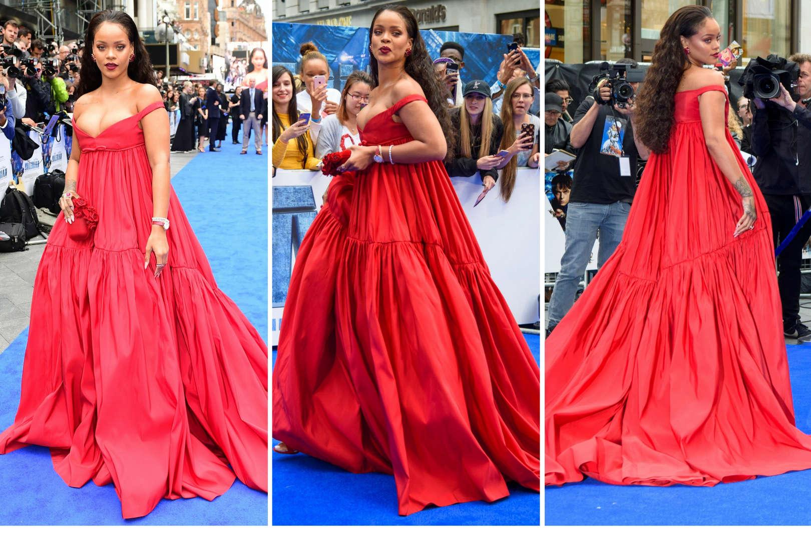 c02302d162 Style File  Rihanna