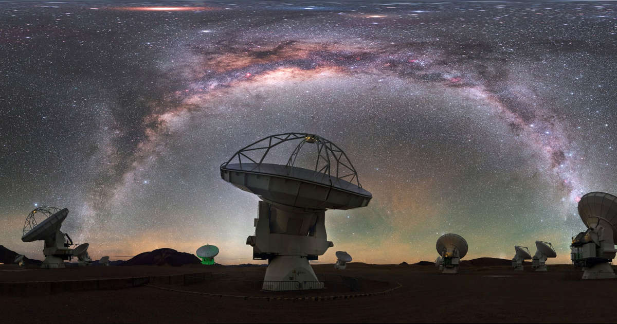 Radio Signals From Other Side of Universe Discovered