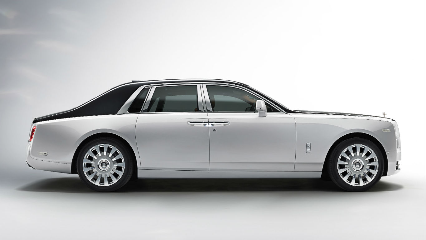 Slide 1 Of 34: Rolls Royce Has Revealed Its All New Phantom U2013