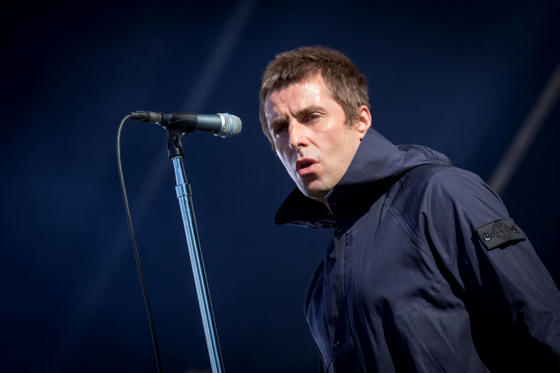Slide 1 of 82: Liam Gallagher performs on Day 2 of the Osheaga Music and Art Festival at Parc Jean-Drapeau on Aug. 5, 2017 in Montreal, Canada.