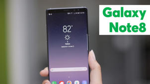Samsung Galaxy Note8 First Look