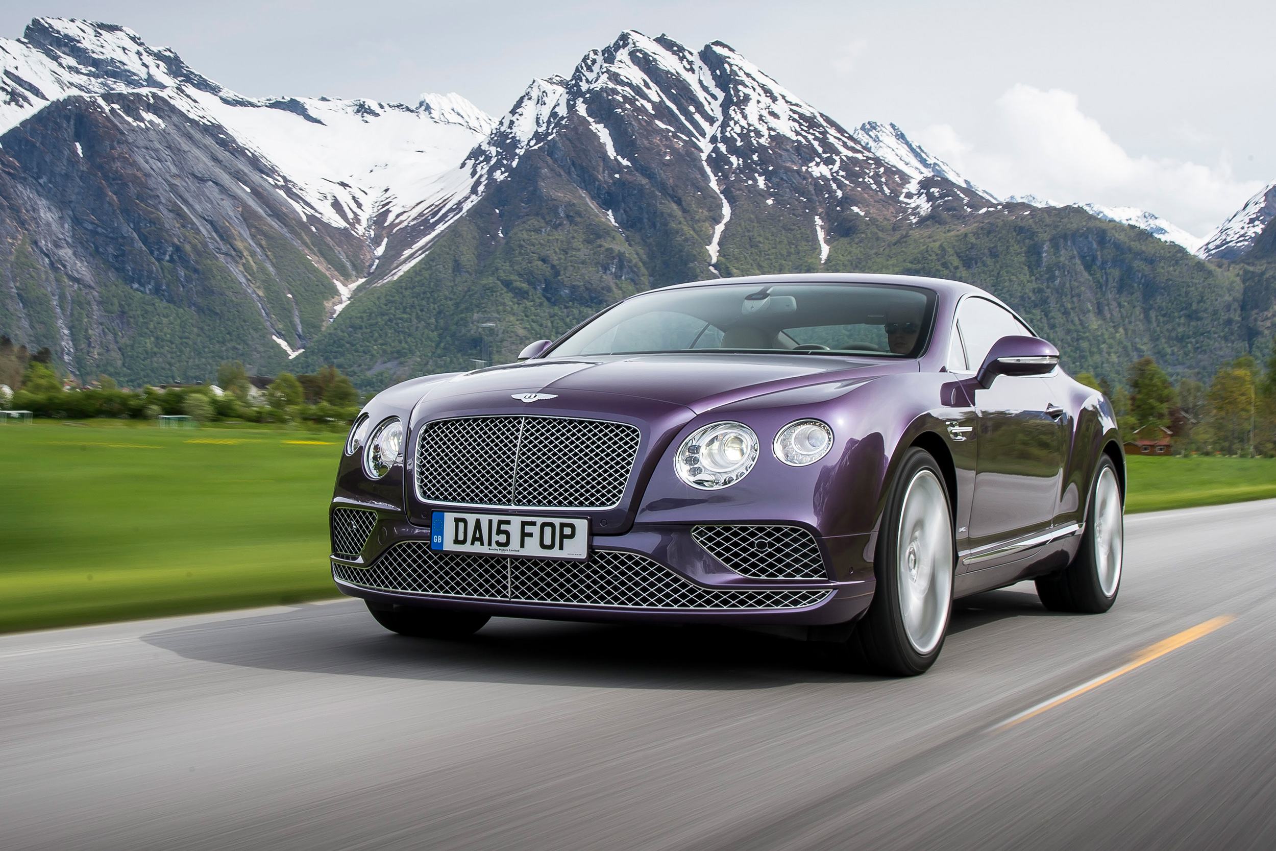 2018 Bentley Continental GT Pricing