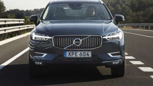 2018 Volvo XC60 Road Test