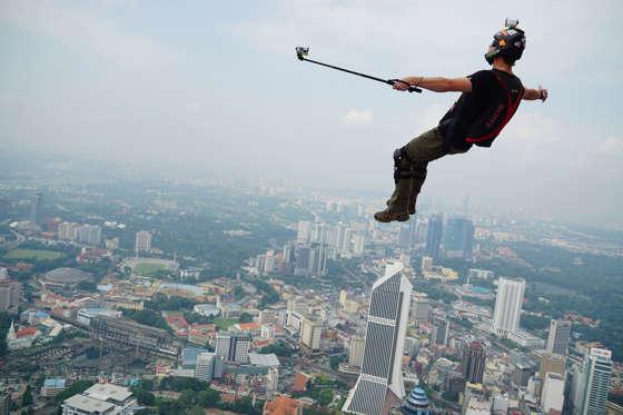 أخطر السيلفي العالم