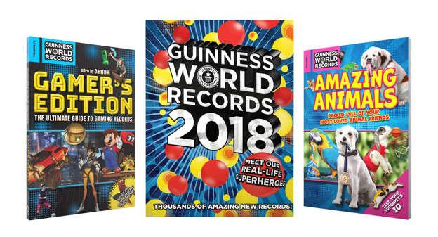 slide 39 of 39 guinness world records 2018