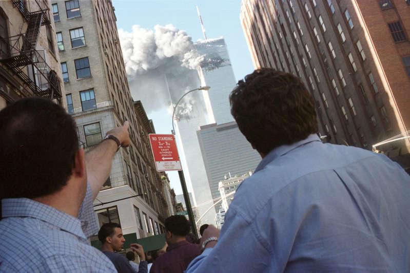 Testimonios del 9/11
