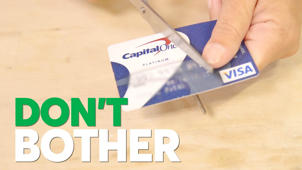 Don't Bother Believing These Credit Card Myths