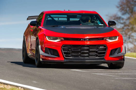 2018 chevrolet camaro overview msn autos
