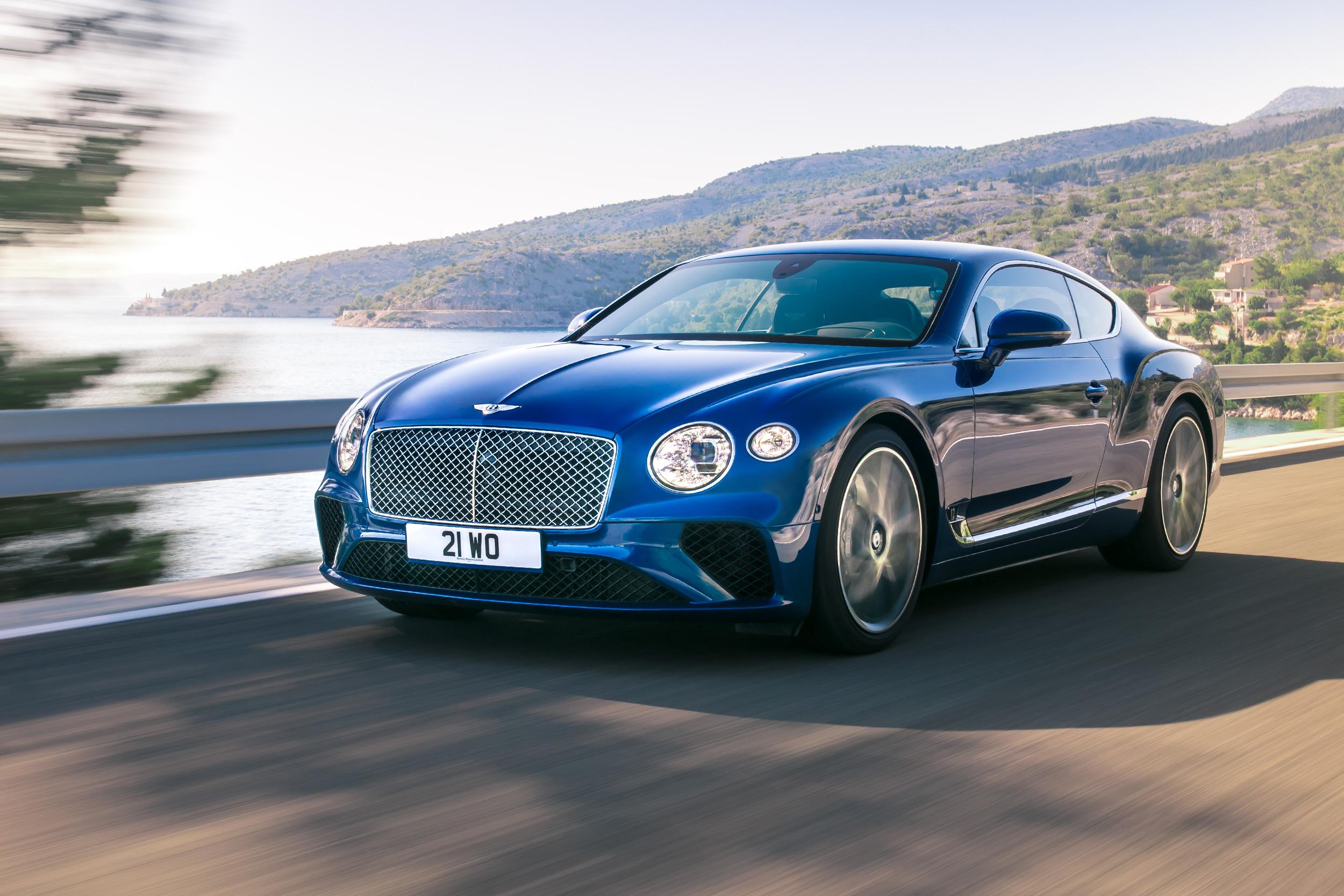Bentley gt continental price