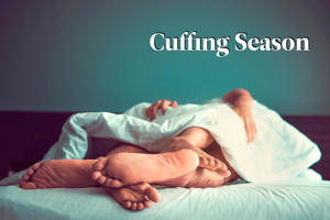 Cuffing season: How we long for love. And when the weather cools down and the holidays loom ahead, even the most commitment-shy may find a steady squeeze or get 'cuffed'—at least till Valentine's Day. This popular term is likely short for 'handcuffing' and relates to the old idea of a mate as a prisoner's 'ball and chain.' Urban Dictionary dates 'cuffing season' back to at least 2011, but four years later the phrase was widespread enough to inspire a rap song and album of the same name. Can a movie title be far behind? These are the photos your dating profile should have, according to matchmakers.