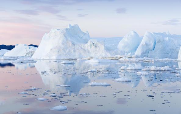 Diapositive 12 sur 28: Em 1952-1954 a Expedição Britânica do Norte da Gronelândia registrou a temperatura mais baixa de todos os tempos na América do Norte durante, marcando -66 °C.
