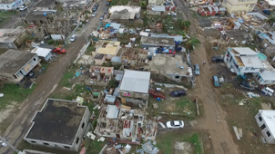 See Puerto Rico after Hurricane Maria from the air