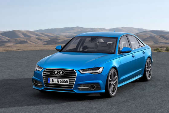 Research 2018                   AUDI A6 pictures, prices and reviews