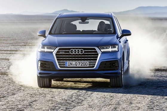 2018 Audi Q7 3 0T quattro tiptronic Premium Overview - MSN Autos
