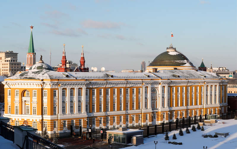 The Kremlin denied the allegations on Wednesday, saying they were unfounded and lacked common sense.