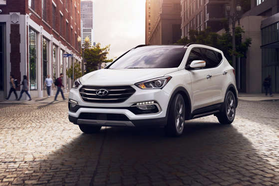 Hyundai Santa Fe Sport Msn Autos