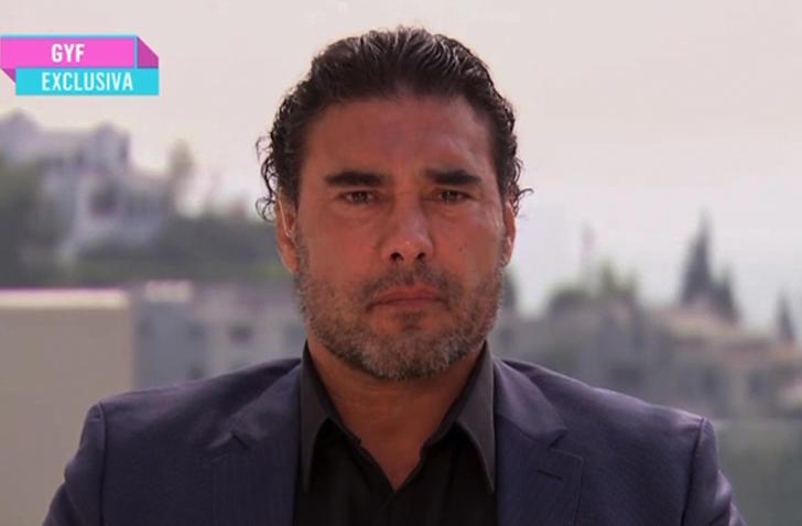 """Eduardo Yáñez pide disculpas tras agredir a reportero de """"El Gordo y La Flaca"""""""