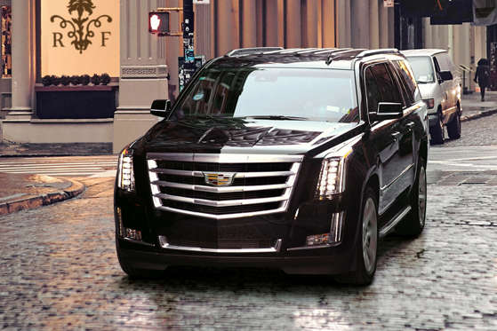 2018 Cadillac Escalade Overview Msn Autos