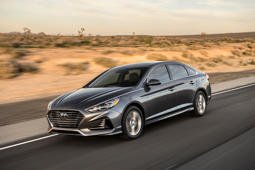 Five things you need to know about the 2018 Hyundai Sonata