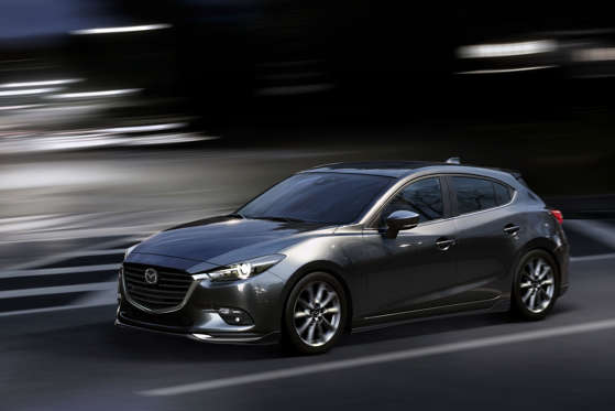 2018 mazda3 sport mt 4-door skyactiv photos and videos - msn autos