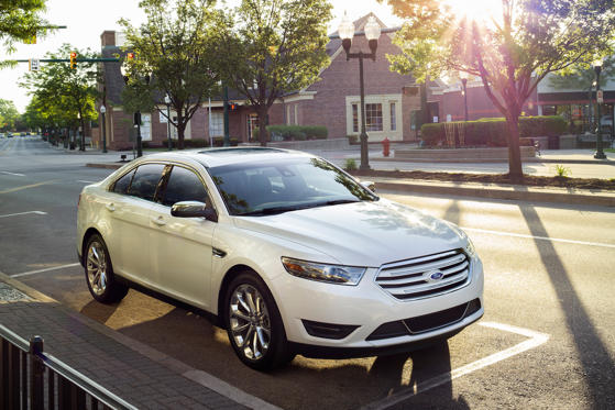 2019 ford taurus overview - msn autos