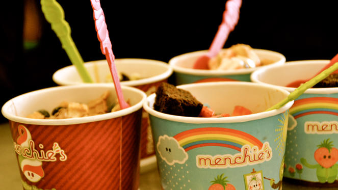 Slide 4 of 11: <strong>Liquid assets required:</strong> $90,000<p>Menchie's is the world's largest self-serve frozen yogurt franchise, with more than 540 locations open worldwide. While the industry isn't seeing the same stratospheric growth it was experiencing five years ago, market analysts expect frozen yogurt sales to continue to grow 3.4 percent annually. </p><p>To be considered as a franchisee, you'll have to possess approximately $80,000 to $90,000 in liquid assets and have a $350,000 net worth. The startup cost for a Menchie's Frozen Yogurt shop ranges from $300,000 to $350,000, including a $40,000 franchise fee. </p>