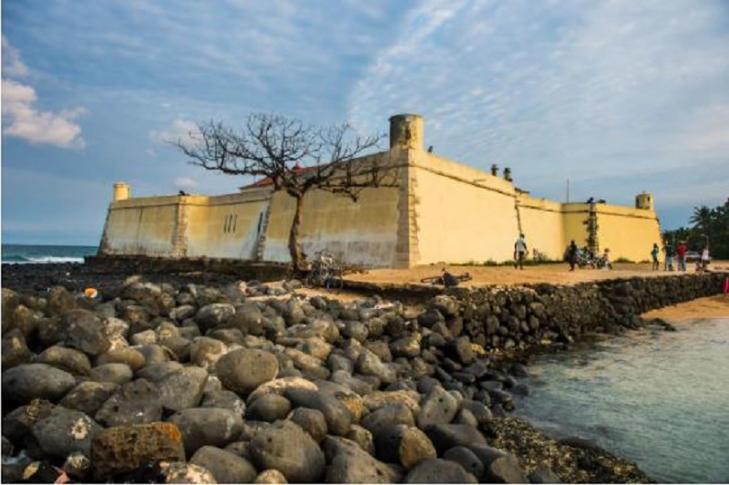 São Sebastião fort