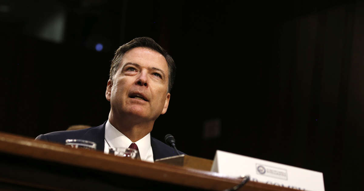 Comey Broke From FBI Procedures in Clinton Probe, Watchdog Finds