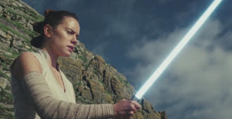 Watch the full trailer of Star Wars: The Last Jedi