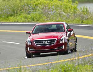 Cadillac Ats Coupe >> 2018 Cadillac Ats Coupe Overview Msn Autos