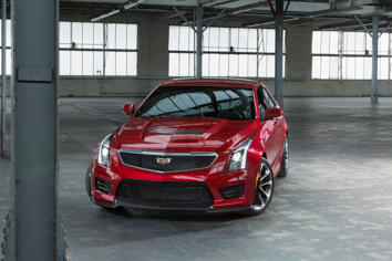 2018 Cadillac Ats V Coupe Overview Msn Autos